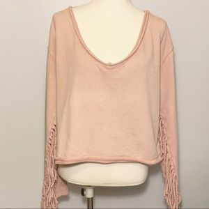 Free People Oversized Sweater Size S